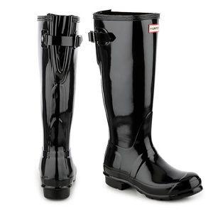 Original Tall Gloss Hunter Rainboots